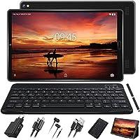 GOODTEL Tablet 10 Pulgadas Full HD Android 9.0 con Ranuras para Tarjetas SIM Dobles Procesador de Cuatro Núcleos, 3G…