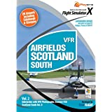 Playsims Publishing VFR Airfields Scotland Volume 2: Scotland South for FSX Only