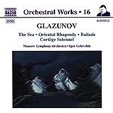 Glazunov - Orchestral Music, Volume 16