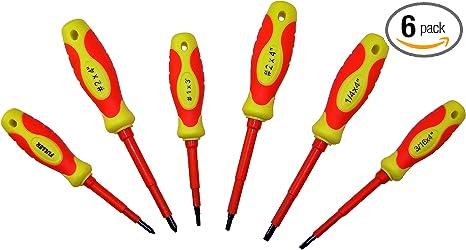 Amazon.com: Fuller Tool 123-0006 - Juego de destornilladores ...