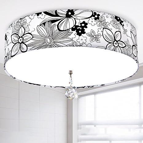 Buena Luz de Techo Dormitorio LED Techo lámparas Decorativas ...