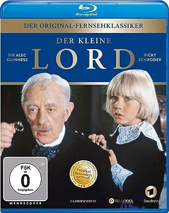 Der Kleine Lord Blu Ray Amazonde Ricky Schroder Alec Guinness
