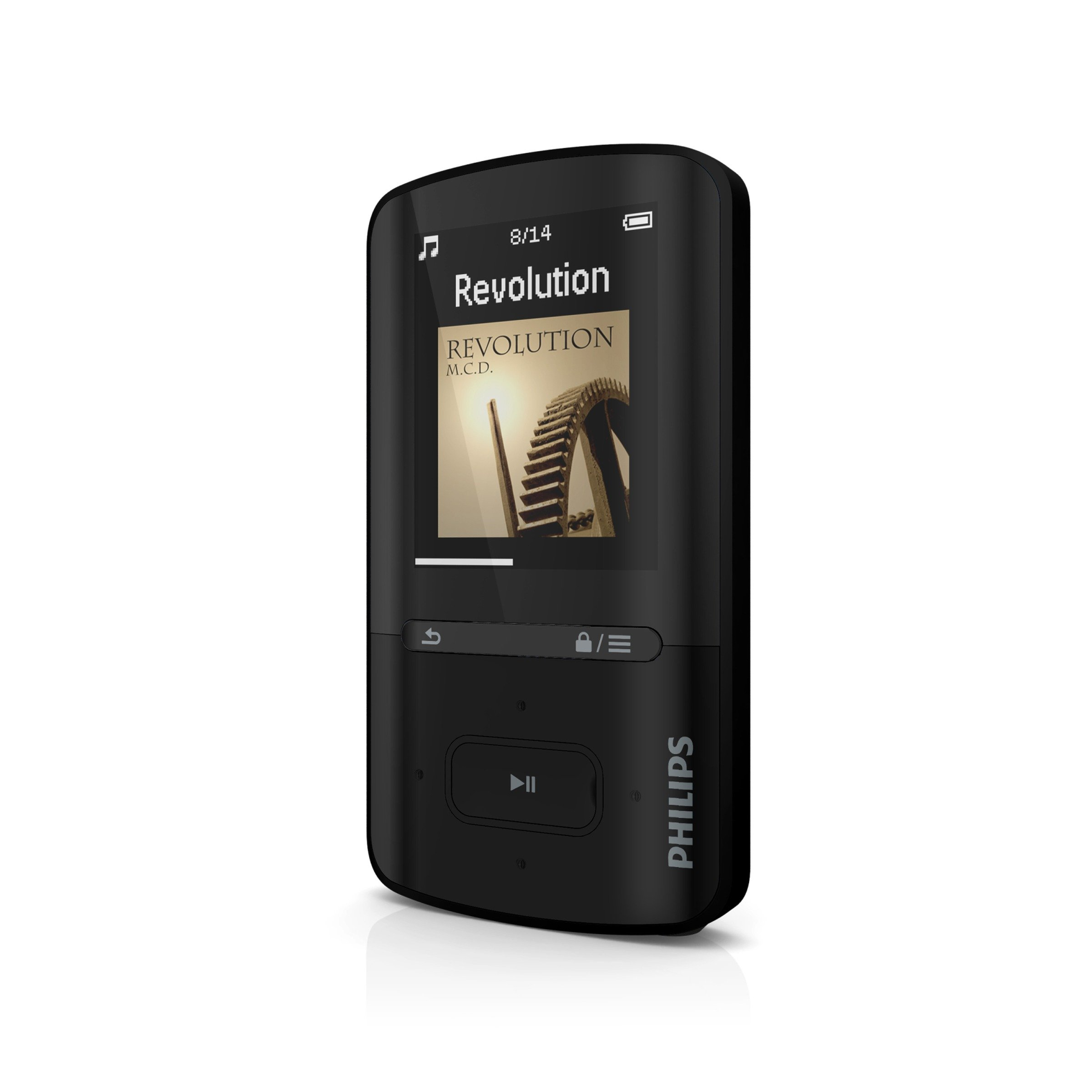 philips gogear sa4vbe04kn 12 vibe 4gb mp4 mp3 video player black new 8712581532857 ebay. Black Bedroom Furniture Sets. Home Design Ideas