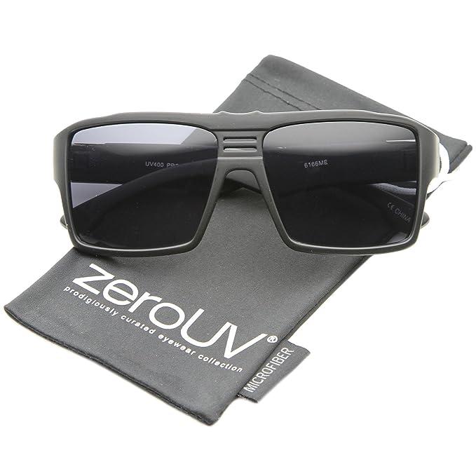Amazon.com: zeroUV – Hombres moderna de Casual con parte ...