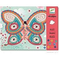 Djeco Mozaik Yapıştırma / Butterflies