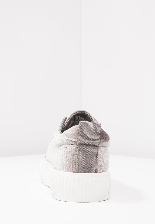 Chaussures Sneakers Basses Pour En amp;odd À Femmes Tissu Even Lacets qg6wRxXW