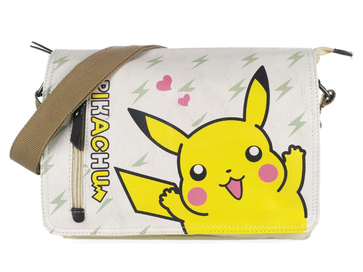 KeySmart Pokemon Umh/ängetasche mit Pikachu Motiv