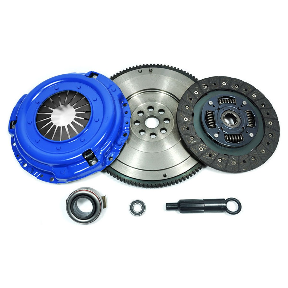 PPC STAGE 1 CLUTCH KIT+HD FLYWHEEL 88-95 TOYOTA 4RUNNER PICKUP T100 3.0L 2WD 4WD