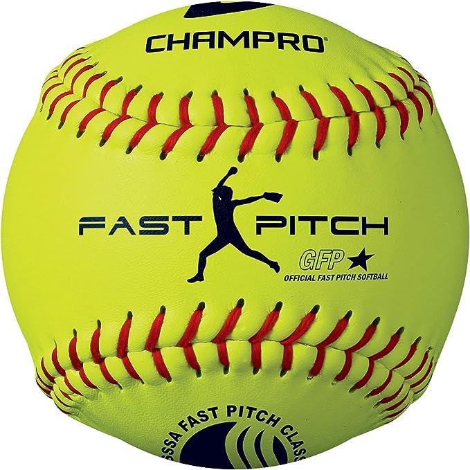 Bat Softball PRO Contact Hitting Trainer Champro Sports Baseball 3 Ball Set