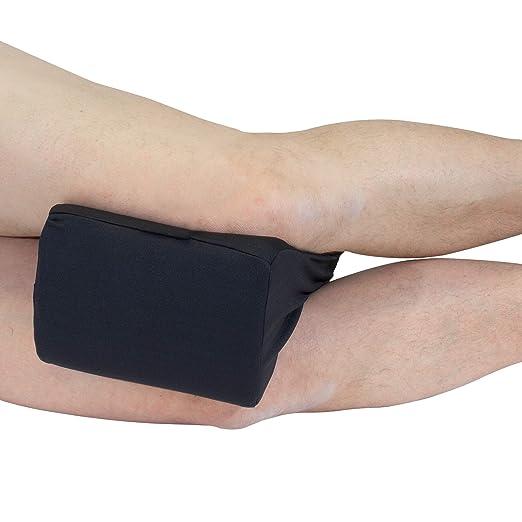 Almohada ortopédica viscoelástica de cojín de forma® Lima/rodilleras de espuma para dormir de lado/Cojín de lactancia, almacenar Cojín, almohada para ...