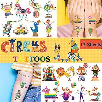 Amazon.com: Ooopsi - Tatuajes temporales para niños, más de ...