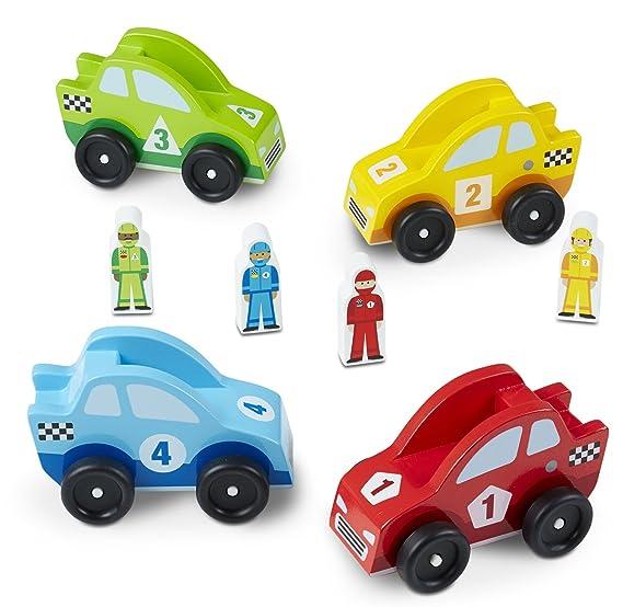 Melissa & Doug Race Car Vehicle Set by Melissa & Doug ...