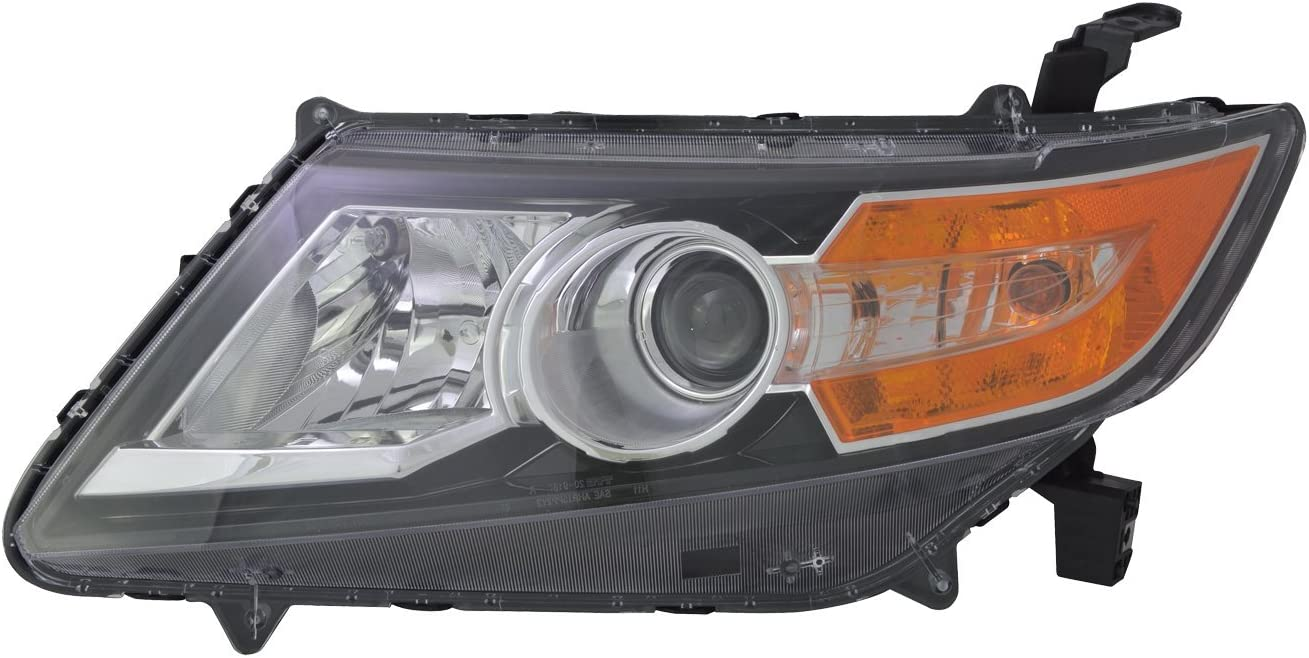 TYC 20-9490-00-9 For HONDA Odyssey Left Replacement Head Lamp