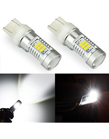 JDM ASTAR 1260 Lumens Extremely Bright PX Chips 7440 7441 7443 7444 992 LED Bulbs,