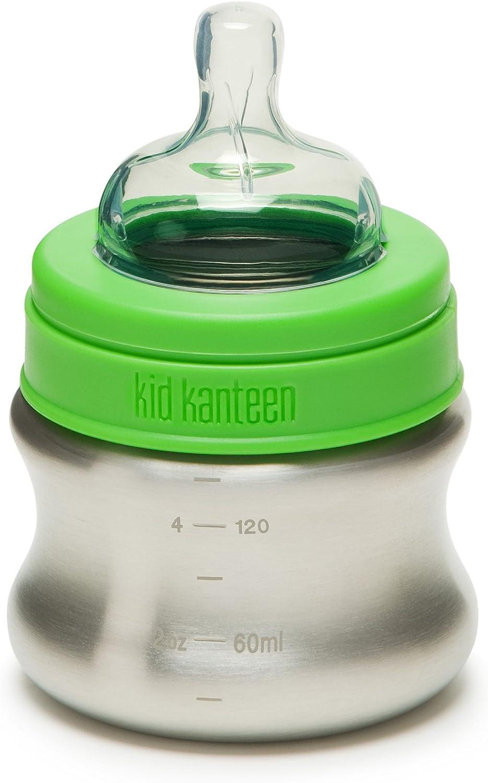 Biberón pequeño de acero inoxidable - Klean Kanteen width=