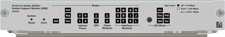 Hewlett Packard J9095A Procurve Switch 8200Zl System Sprt Mod