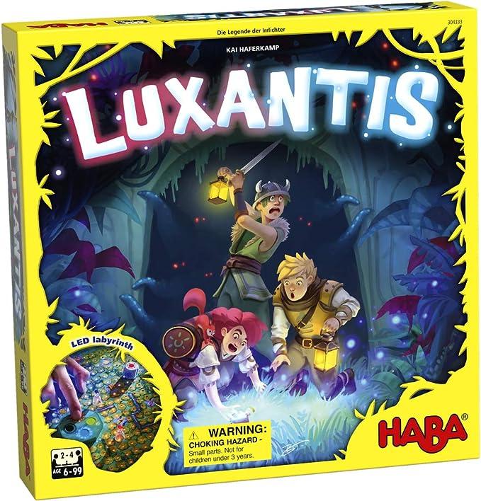 HABA Luxantis - Juego de Mesa [Castellano]: Amazon.es: Juguetes y ...
