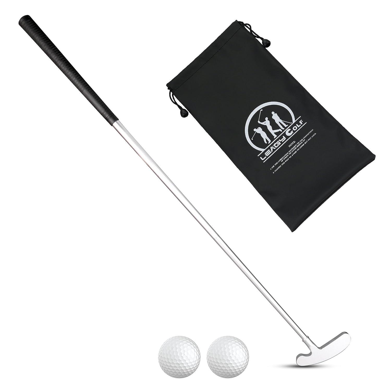 leagy Putters para diestros o zurdos golfistas, 2 color ...