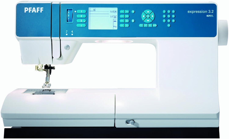 PFAFF 7393033080020 - Máquina de Coser Quilt Expression 3.2 ...