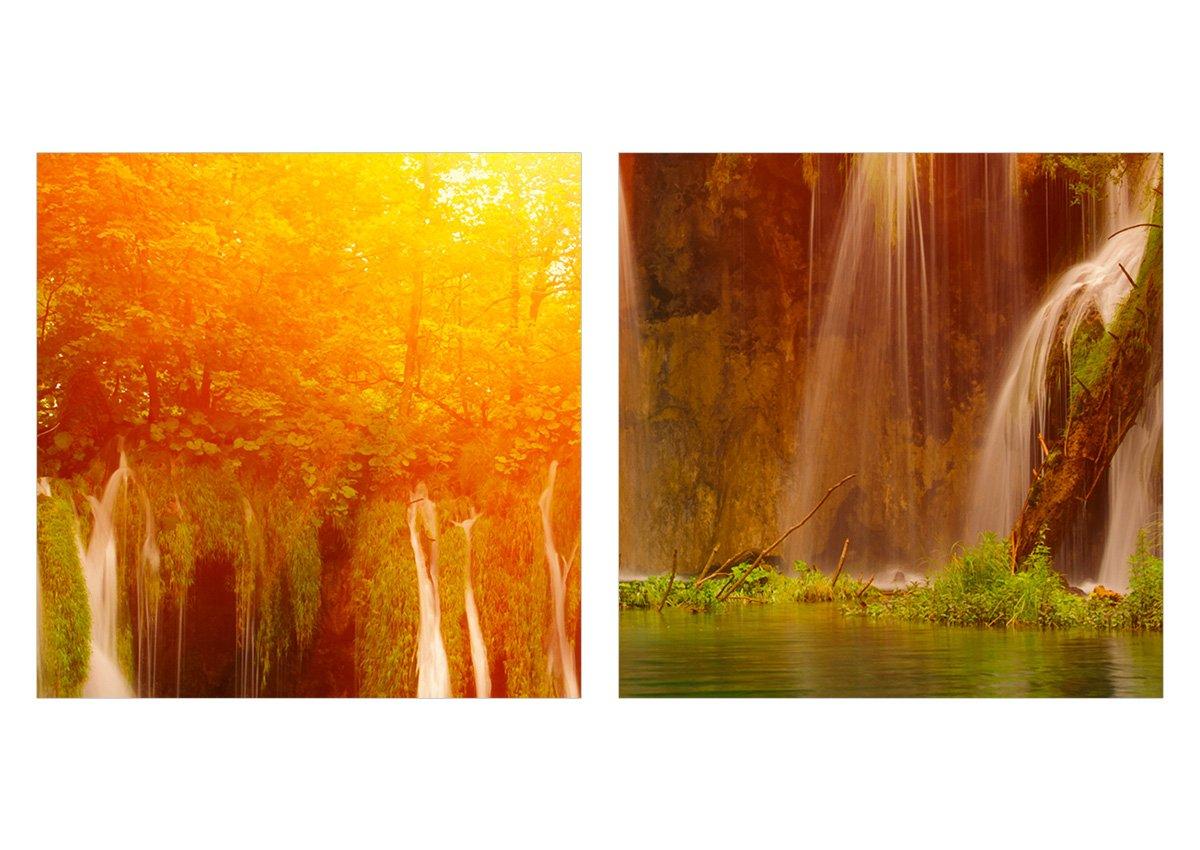 zum Aufh/ängen bereit Bildnummer 2228 GAA70x50-2228 Bild auf Glas Bilder Glasbilder H/öhe: 50cm Breite: 70cm Kunstdruck Einteilig