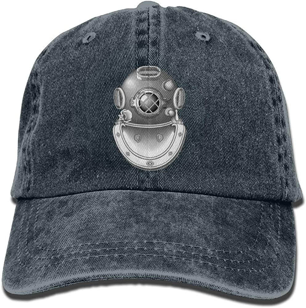 Funny Z Us Navy Second Class Diver Hombres Mujeres Gorra de Béisbol Ajustable Dad Hat