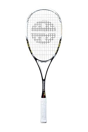Unsquashable Squash-Schläger CP 6000 - Raqueta de squash (carbono), color blanco, negro, talla 2: Amazon.es: Deportes y aire libre
