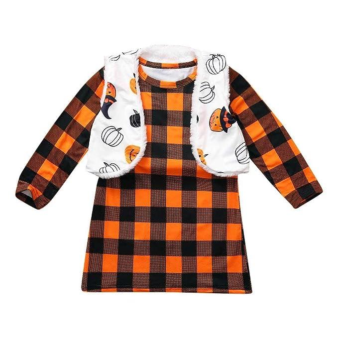 Amazon.com: FengGa - Disfraz de Halloween para niños y niñas ...