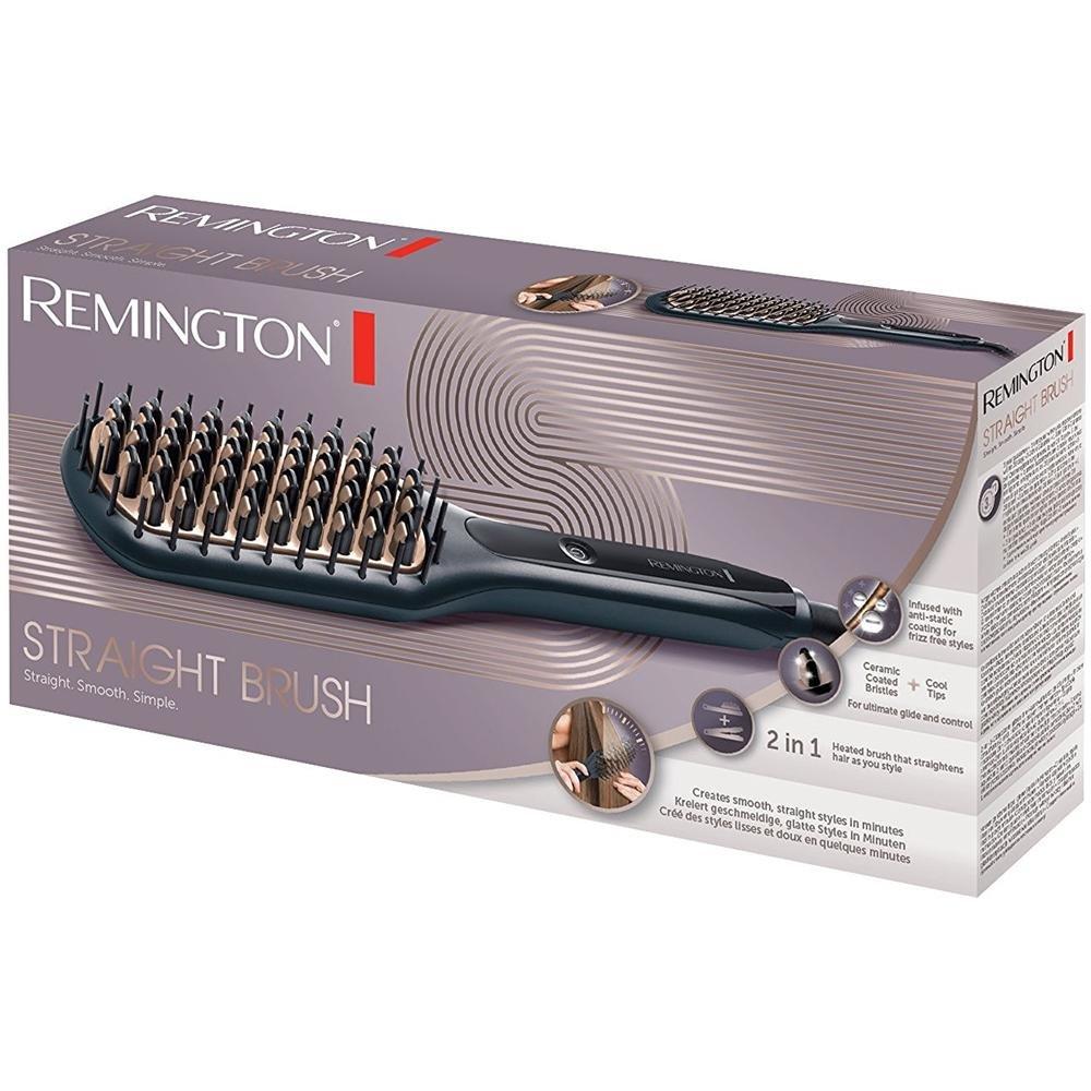 Remington cb7400 cepillo alisador eléctrico (cerámica 230 °: Amazon ...