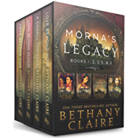 Morna's Legacy: Books 1, 2, 2.5 & 3: Scottish, Time Travel Romances (Morna's Legacy Collections)