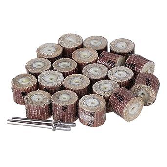 Cnbtr Braun Zylindrisch Kornung 180 Schleifpapier Metall Schleifen