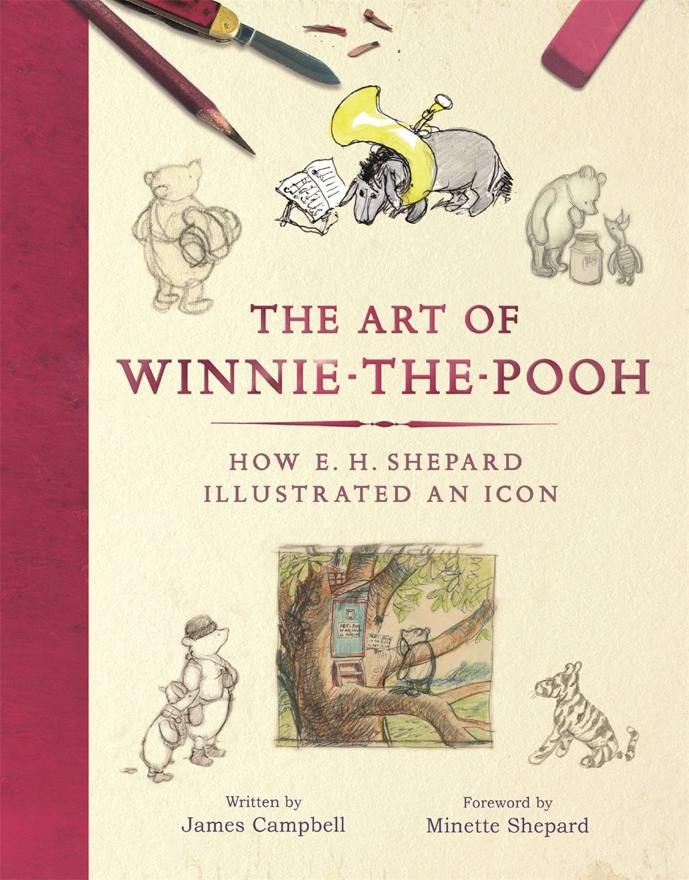 Read Online The Art of Winnie-the-Pooh: How E. H. Shepard Illustrated an Icon pdf epub