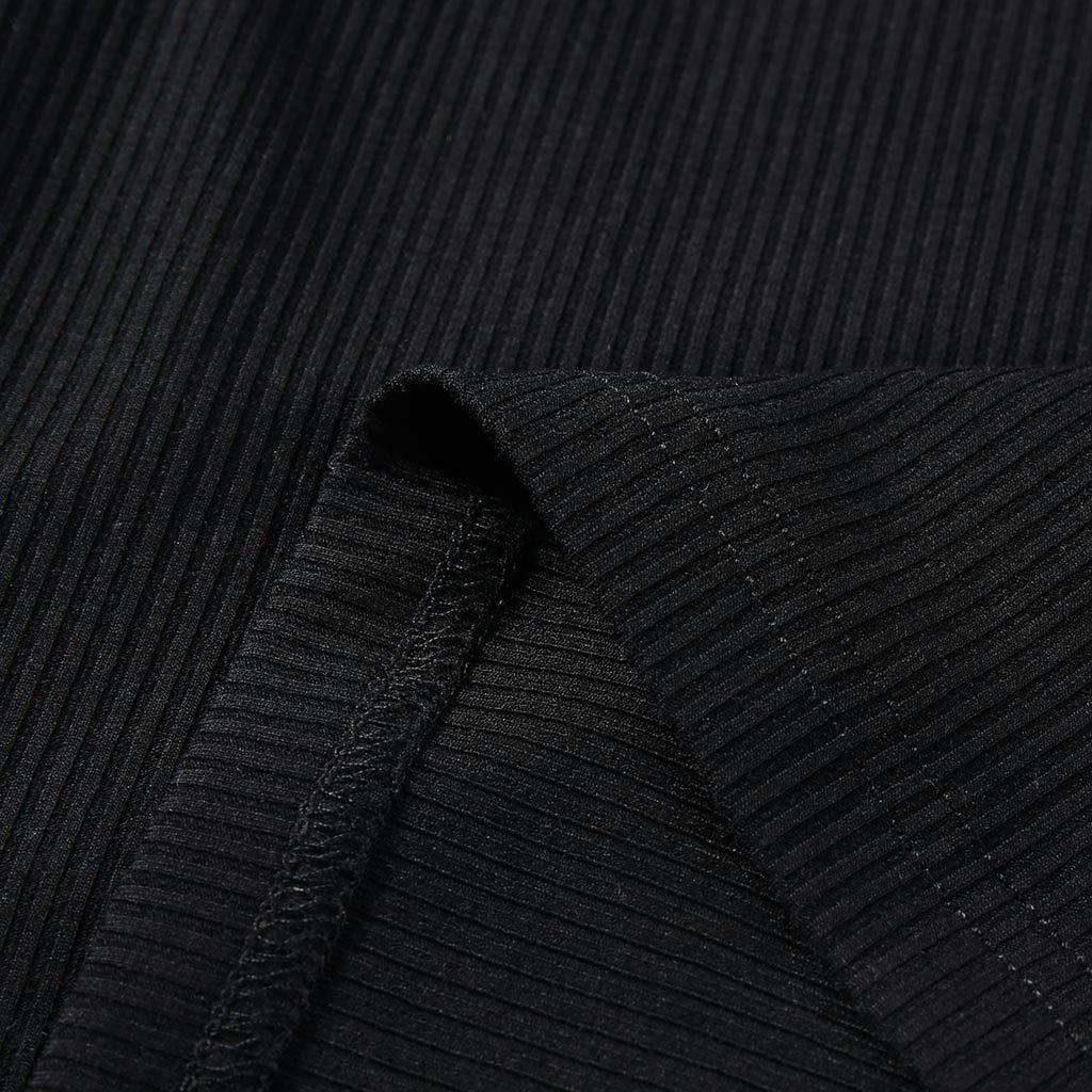 DICPOLIA Fashion Women Plus Size Shirt Casual Long Sleeve V-Neck Tank Top T-Shirt Blouse