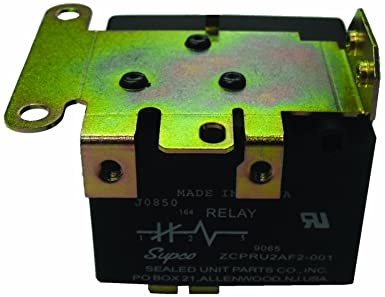 supco 9063 potential relay 35 a at 277 vac contact rating 50 60 hz rh amazon com