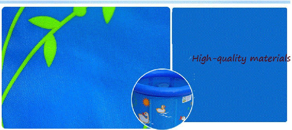 JPYG Inflatable Bathtub,Child Collapsible Bathbarrel Household Keepwarm Plastic Bathtub Portable (Color : #2) by JP bathtub (Image #4)