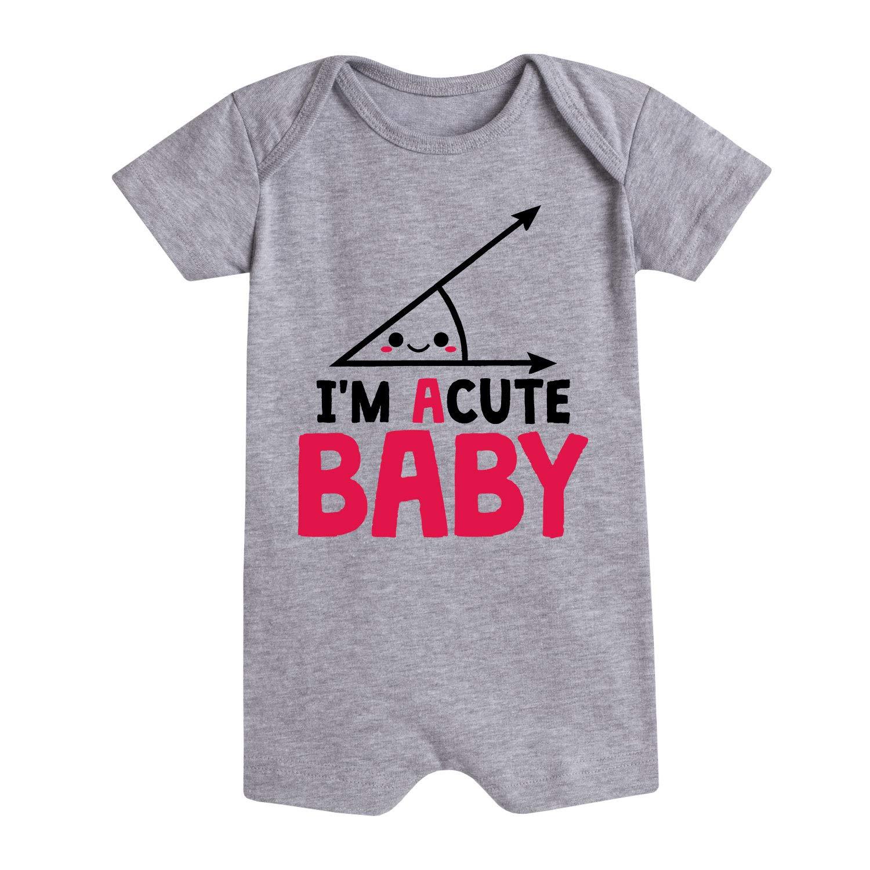 Im Acute Baby Infant Romper
