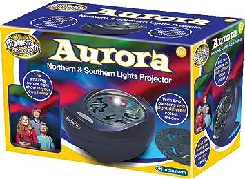 Amazon.com: Aurora Norte y Sur luces Proyector los niños las ...
