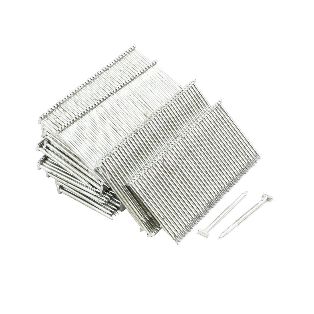 uxcell Motherboard 38P Steel Terminal Header Silver Tone 14 Pcs