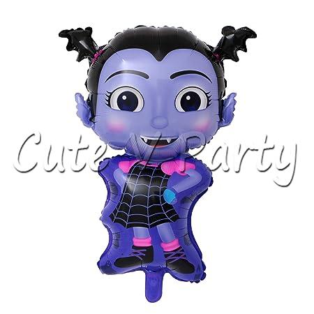 vampirina Girl Theme Cartoon Party Vajilla Decoraciones Set ...