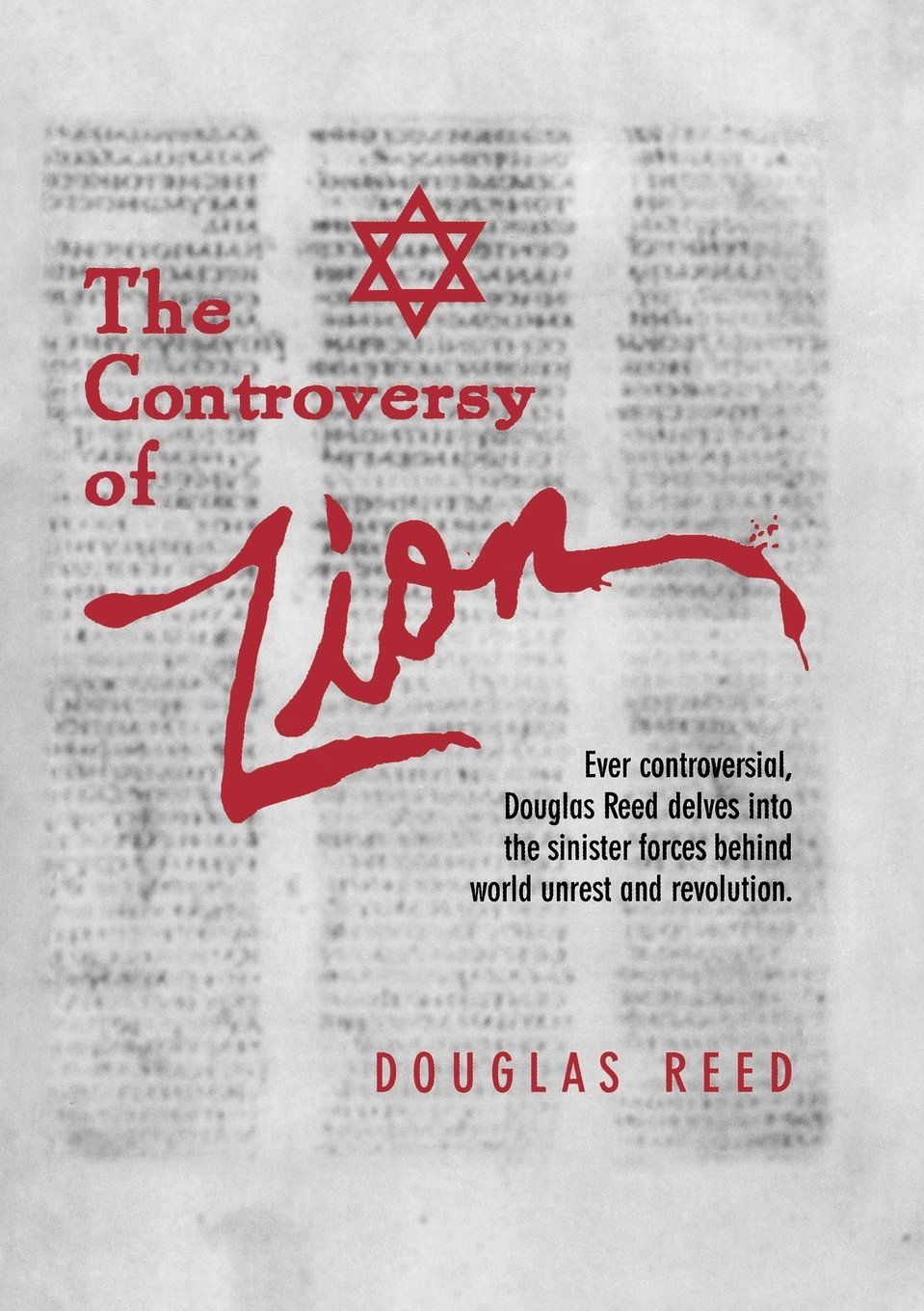 The Controversy of Zion - Douglas Reed