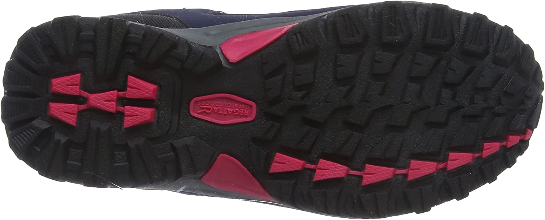 Regatta Holcombe Low JNR Chaussures de Randonn/ée Basses Mixte Enfant