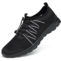 Mesily Womens Trainers Lightweight Running Shoes Gym Sport Fitness Speed Laces Sneakers