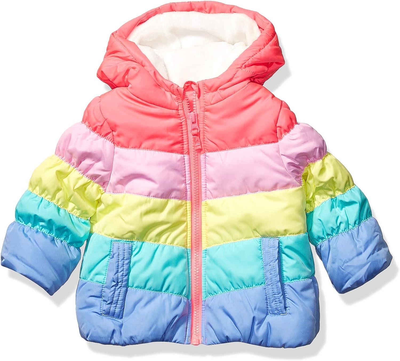 OshKosh BGosh Baby Girls Perfect Puffer Jacket