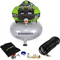 Greenworks GMax 40V Air Compressor with Battery