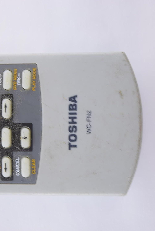 TOSHIBA WC-FN2 TV//VCR//DVD Remote Control MW20FN3R MW20FP1 MW20FP1C MW20FP3 20480