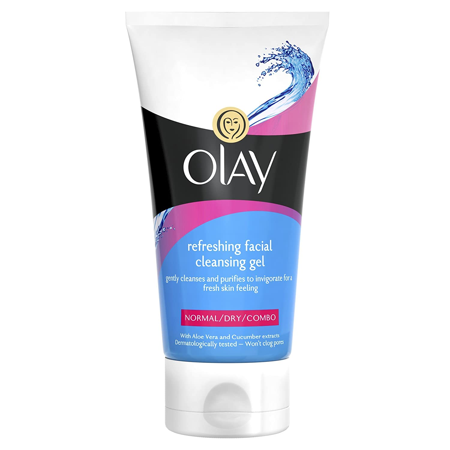 Olay Essentials Refreshing Face Wash Normal/Dry/Combination Skin 150 ml (Packaging Varies) 81069725