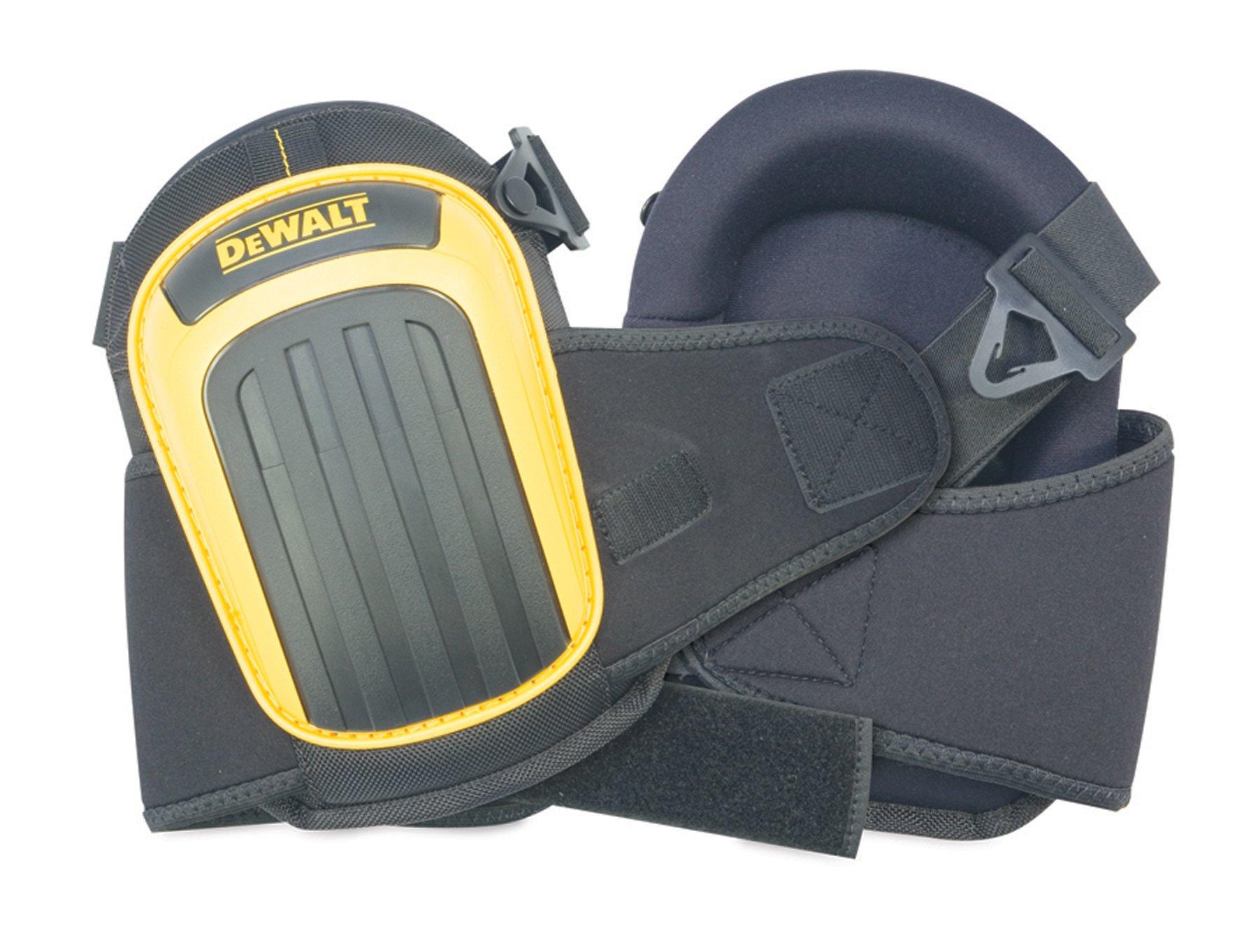 DEWALT DG5204 Professional Kneepads with Layered Gel and Neoprene Fabric Liner by DEWALT