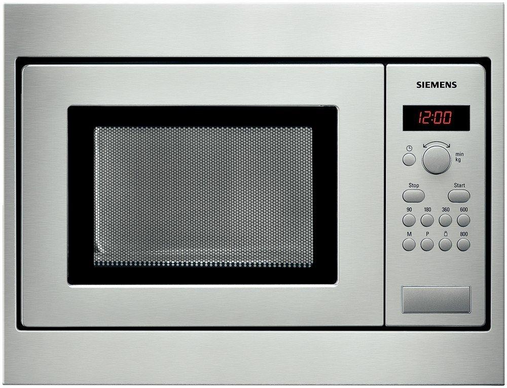Siemens HF 15M 551 Four à Micro Ondes Classique Intégrable 28 cm ...