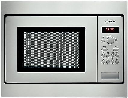 Siemens Hf 15 M 551 Four à Micro Wellen Klassische 28 Cm 17 L 800 W