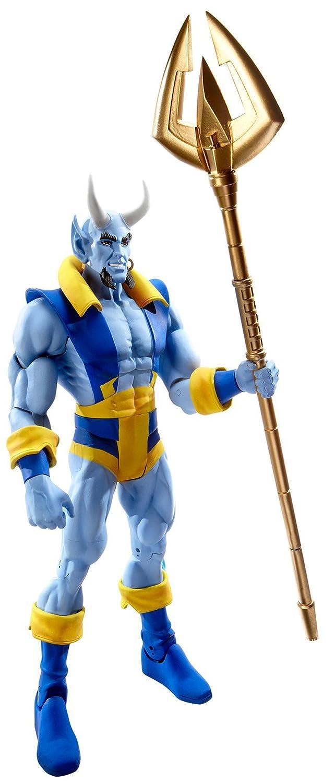DC Universe 75 Years Blau Devil