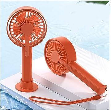 LXH-Fans Mini Ventilador de enfriamiento portátil Mini Soporte ...